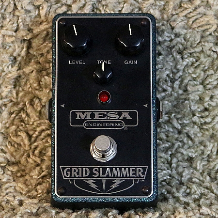 MESA ENGINEERING PEDAL P/ GUITARRA GRID SLAMMER