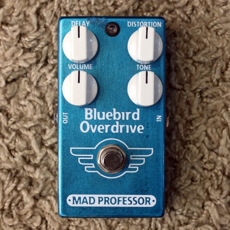 MAD PROFESSOR Pedal Bluebird Overdrive