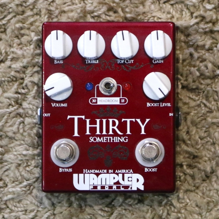 WAMPLER PEDAL THIRTY SOMETHING