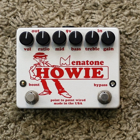 MENATONE Pedal Howie Point To Point Wired